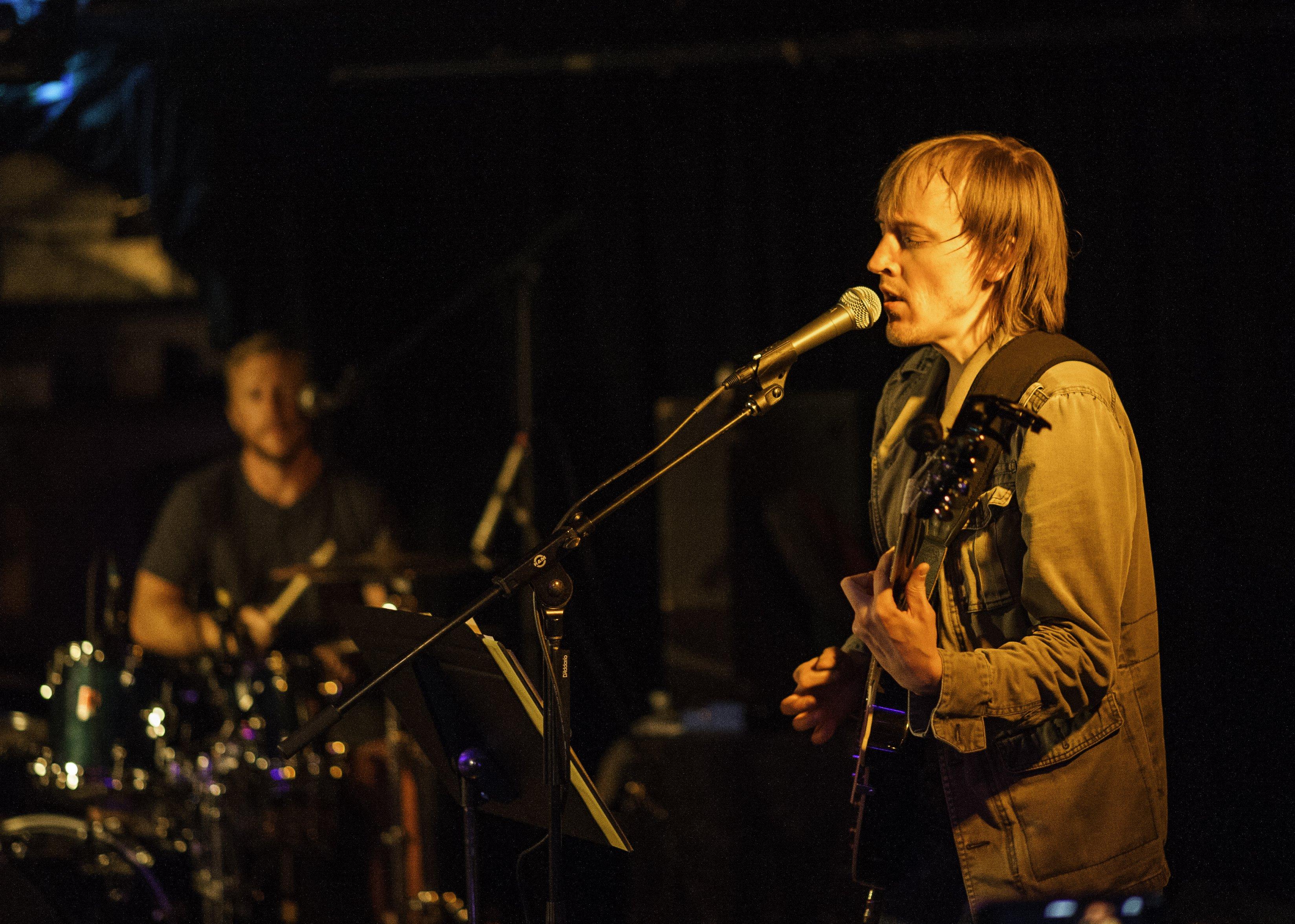 Echodrive's Andrew Hand and Jake Boggess - Zebra, Bozeman, MT