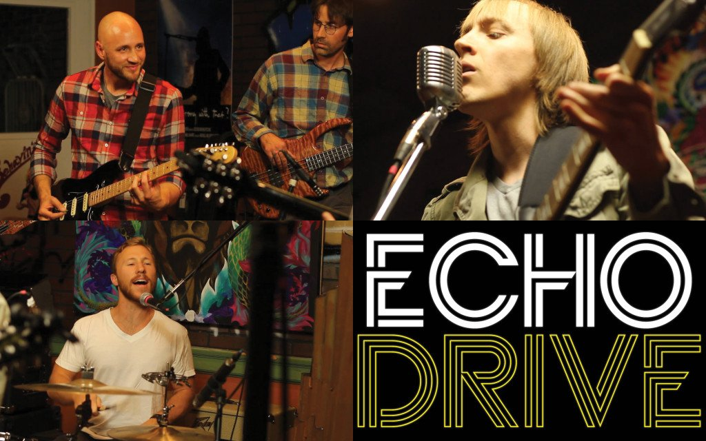 Echodrive Press Photo (Soundcolor Studios)